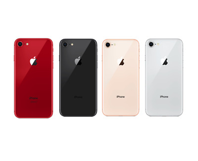 Apple iPhone 8 64GB 256GB - Unlocked - Various Color Mobile 100% Tested Grade