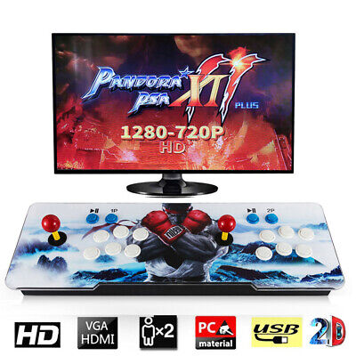 Pandora Box 11 2706 in 1 Retro Video Games Double Stick Arcade Console Full HD