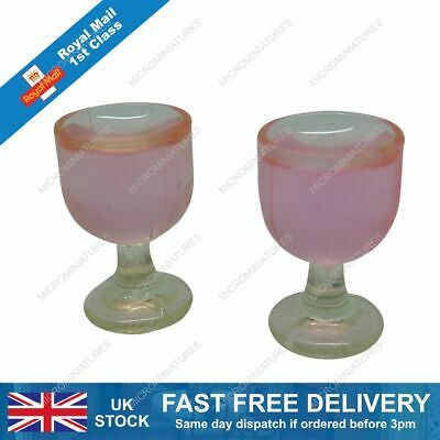 10Pcs 1:12 dollhouse miniature kitchen beer glass food drink cups mug bar deRSDE