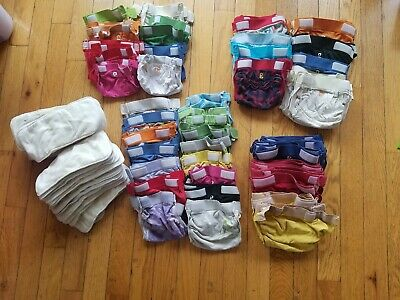 gDiapers Lot, assorted