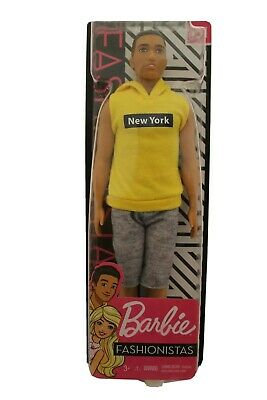 NEW Barbie Careers SOCCER PLAYER Ken Doll ~ NEW IN BOX 2018//19  Mattel
