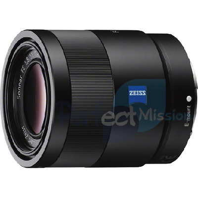 SONY Sonnar T* FE 55mm F1.8 ZA NEW