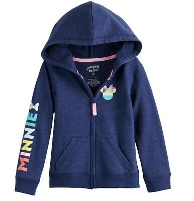 3T 4T NWT Carter/'s French Terry Orange Hoodie Jacket Toddler 2T