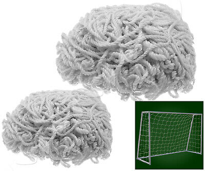 Football Soccer Outdoor Goal Post Nets For Sports Training Match Replacement