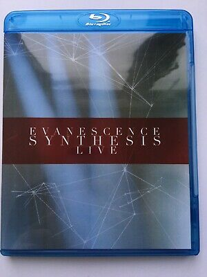 Evanescence Synthesis Live (NEW Blu-ray disc)