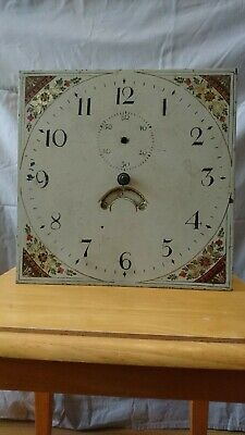 30 Hr Antique longcase bird cage  movement