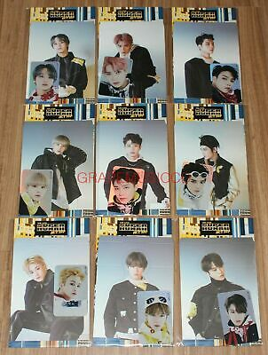 Nct 127 We Are Superhuman Smtown Official Goods All 9 Hologram Photo Card Set