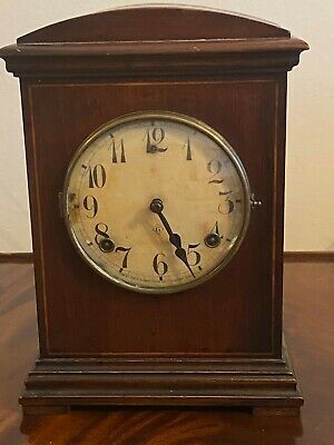 Antique Chiming clock- WM.l. Gilbert clock