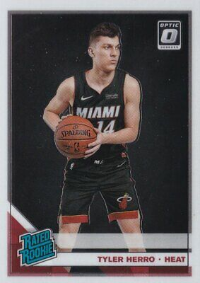 2019-20 Panini Optic Base U Pick Card Rookie RC WINDLER NUNN IGNAS HERRO