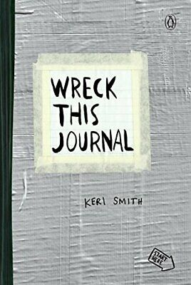 NEW - Wreck This Journal (Duct Tape) Expanded Ed. by Smith, Keri