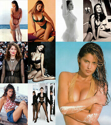 Laetitia Casta - Pack of 5 Prints - 15 pictures to choose from - Hot Sexy Photos