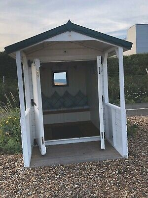 Beach Hut For Sale - In Sunny Bexhill On Sea