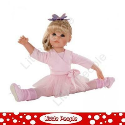 Limited Edition Götz Hannah at the Ballet, 50cm, standing doll