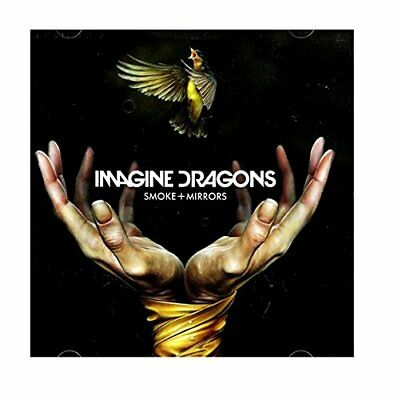 Smoke and Mirrors - by Imagine Dragons, Deluxe Edition - Audio CD