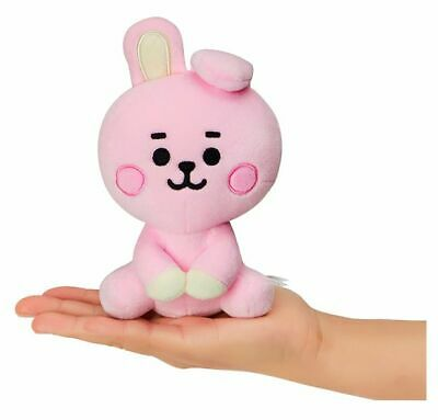 KPOP BTS BT21 Official Goods COOKY Baby Mini Sitting Doll Plush +Tracking Number