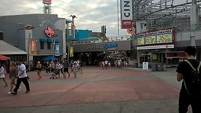 Universal Orlando 1 Day 2 Park Flex Tickets Exp March 2021