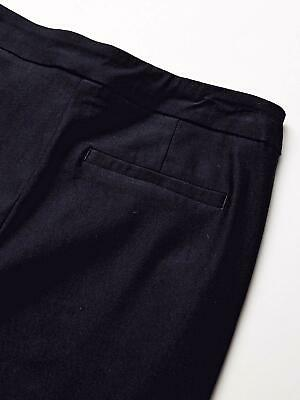 Tribal Women's Petite Century Twill Pull On Pant, Ink 14P, Ink, Size 14.0 US /
