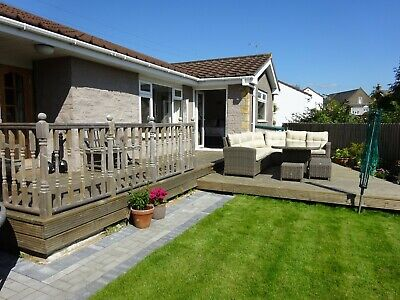3 Double Bedroom Detached Bungalow in Weston super Mare with Views