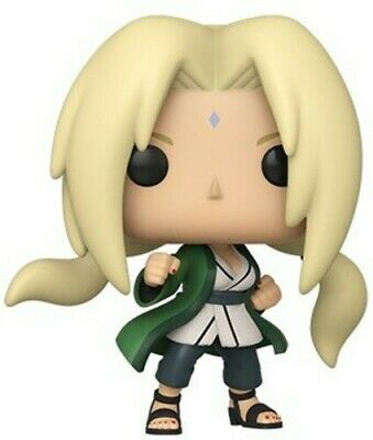 Naruto - Lady Tsunade - Funko Pop! Animation: (2020, Toy NUEVO)