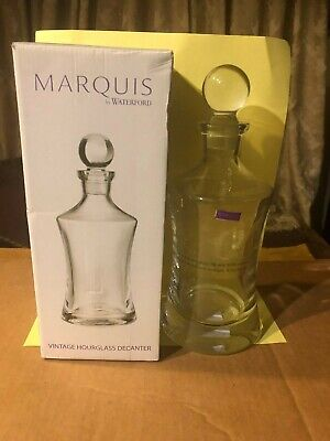 Waterford Marquis Hourglass Decanter 154447