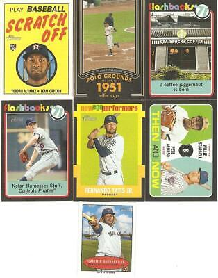 2020 Topps Heritage Inserts ***You Pick***