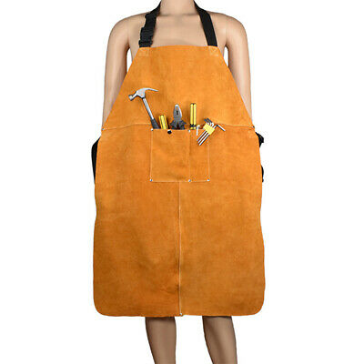L LINCOLN ELECTRIC KH804 Welding Waist Apron,Leather,45 in