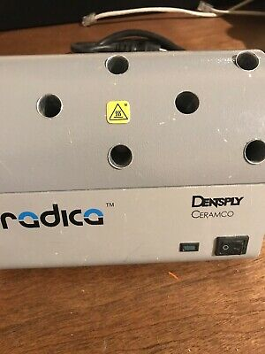 Dentsply Ceramco Radica Syringe Warmer Excellent Condition. Free Shipping.