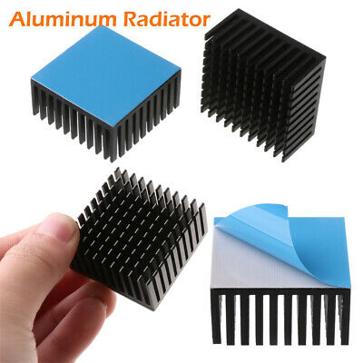 Double-sided Thermal Tape Self-Adhesive Aluminum Heat Sink Cooling Mat Heatsink
