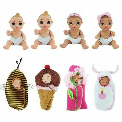 CUTE BABY BORN Random Surprise Diaper Doll - Kids baby Gift