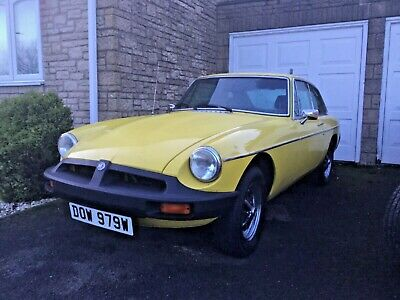 MGB GT 1981 Manual / Overdrive