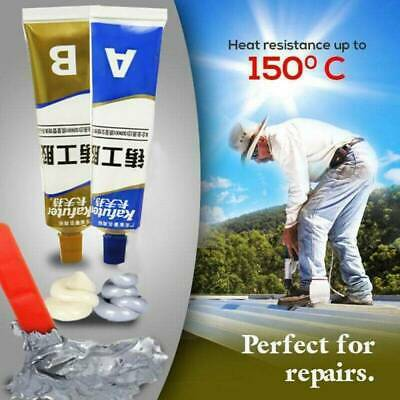 Industrial Heat Resistance Cold Weld Metal-Repair Paste R Scratch A&B N3E8 K6F8