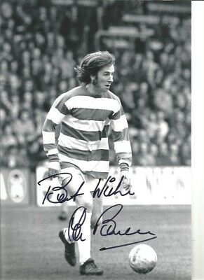 Stan Bowles QPR hand signed 12 x 8 inch authentic football photograph SS573F
