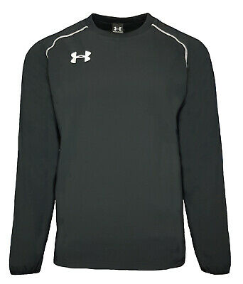 Under Armour Boys Drill Top UA Kids Football Training Rugby Tracksuit WATERPROOF