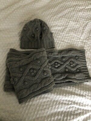 Boden Hat And Scarf