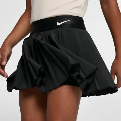 Nike Court Victory Skirt Girls Size Xl(156-166Cm) Fits Womens Size M (Aq0319 010