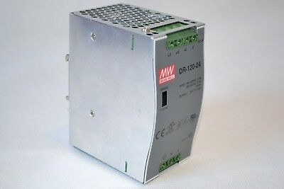 Mean Well DR-120-24 Switching Power Supply Power Supply