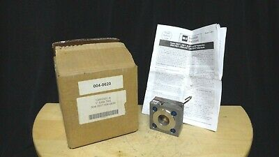 BS&B - RUPTURE DISK HOLDER - SAFETY HEAD - P/N: SRB-7RS 316 ~ 25mm ~ NEW