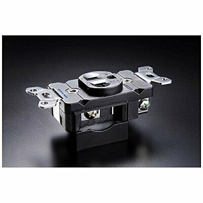 Furutech high-end grade single type 20A wall outlet rhodium GTX-S NCF R w / Trac