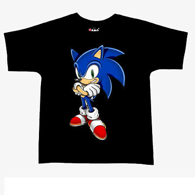 Kid's UnisexT-Shirt SONIC THE HEDGE Kid's Unisex TShirt Kid's TShirt Boys Girls