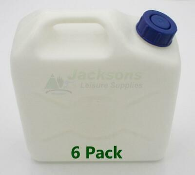 10L Fresh Water Carrier Jerry Can Camping Motorhome Caravan