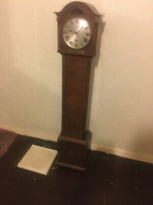 vintage antique Floor Clock