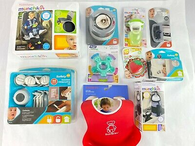 NEW Lot of Baby Safety 1st Munchkin Baby Bjorn Supplies Childproofing