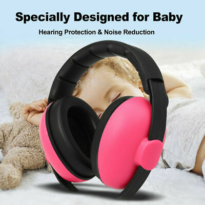 Safety Ear Muffs Noise Cancelling Headphones For BABY Hearing Protection