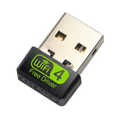 150Mbps Wireless USB Ethernet PC WiFi AC Adapter Lan 802.11 Dual Band 2.4G / df