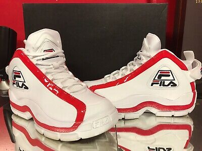 RARE AUTHENTIC VINTAGE Fila Grant Hill 95 Basketball Shoes