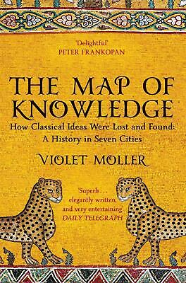 Map of Knowledge by Violet Moller