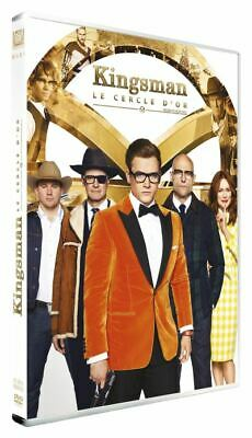 KINGSMAN 2   Le cercle d'or   DVD      NEUF EMBALLÉ