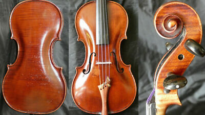 Fine Orig 4/4 Antique Austrian Bohemian violin  PROKOP 19th fiddle 小提琴 ヴァイオリン