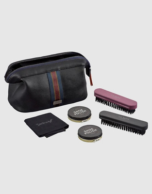 Ted Baker - Shoe Shine Kit with Carry Bag
