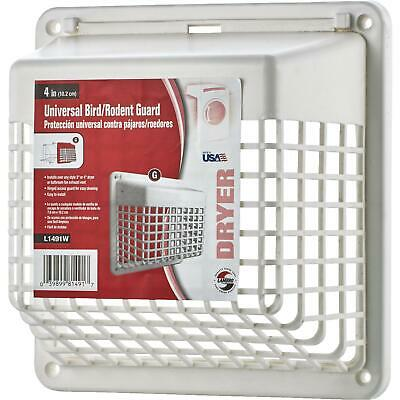 BROAN-NUTONE 1491W White Universal Dry Vent Guard